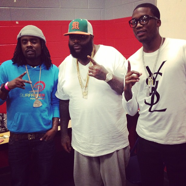 Rick Ross Rolex Yachtmaster Amp Miami Hurricanes Fitted