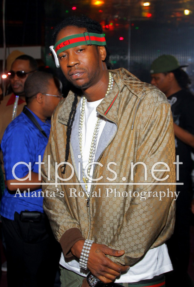 2 Chainz Gucci Nylon Jacket x Gucci Ski Goggles Splash