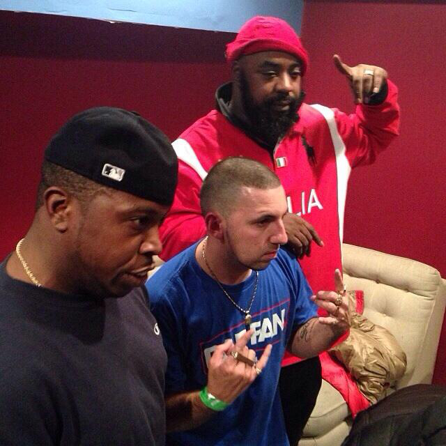 8981f224e6fd5a Polo Sighting: Termanology x Lil Fame x Sean Price – I Rock Mics (Official  Video)